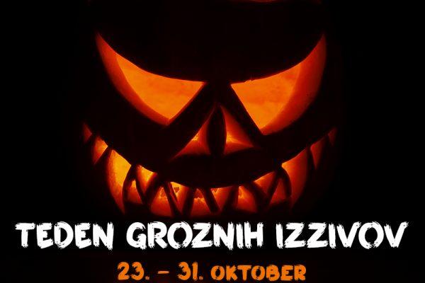 TEDEN GROZNIH IZZIVOV #1